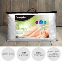 Dunlopillo Anti-Allergy Firm-Support Pillow