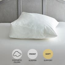 Wedge Support Soft-Support Pillow