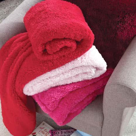 kids teddy bear throw dunelm. Black Bedroom Furniture Sets. Home Design Ideas