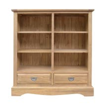 Revival Oak Bookcase