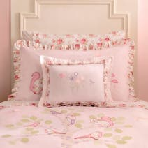 Dorma Kids Woodland Pink Cushion