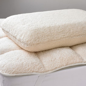 Teddy Bear Memory Foam Pillow