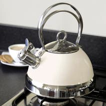 Candy Rose Cream Stove Kettle