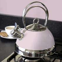 Candy Rose Pink Stove Kettle