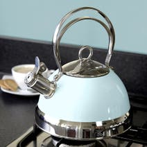 Candy Rose Duck Egg Stove Kettle