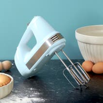 Candy Rose Duck Egg Hand Mixer