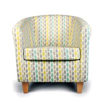 Aqua Twist Tub Chair