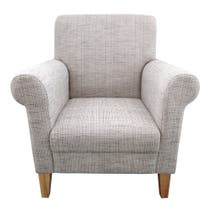 Valencia Natural Textured Weave Armchair
