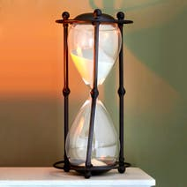Dorma Hourglass in Stand