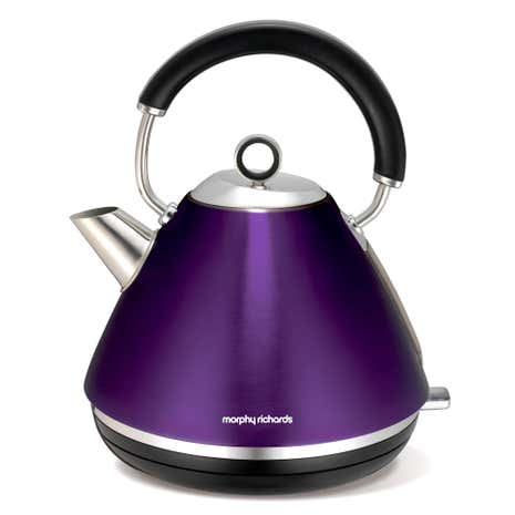 Morphy Richards Accents 102020 1.5L Plum Traditional Kettle