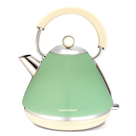Morphy Richards Accents 102001 1.5L Sage Green Traditional Kettle