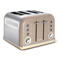 Morphy Richards Accents 242008 Barley 4-Slice Toaster