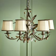 Dorma Carrington 5 Light Chandelier