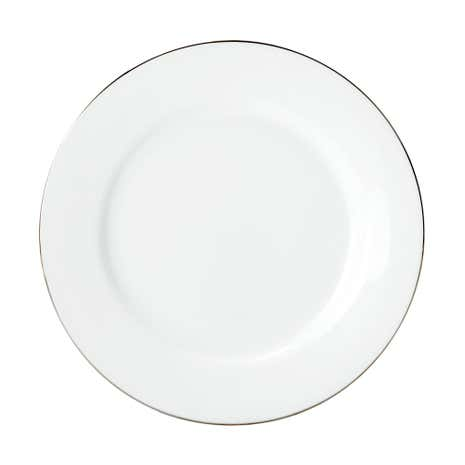 Dorma Platinum Band Dinner Plate