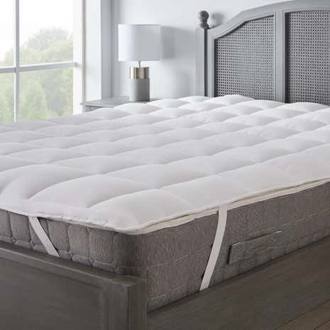 walmart com hot allerease removable mattress with protector pad top in washable ip water