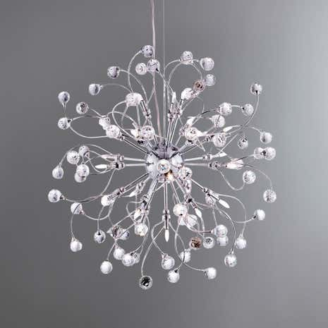 24 Light Ceiling Fitting