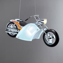 Motorbike Light Ceiling Fitting