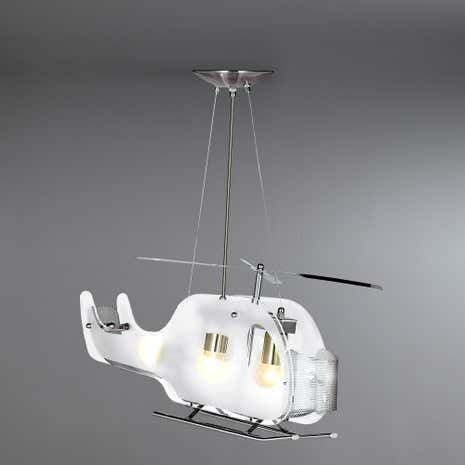 Helicopter Light Ceiling Fitting