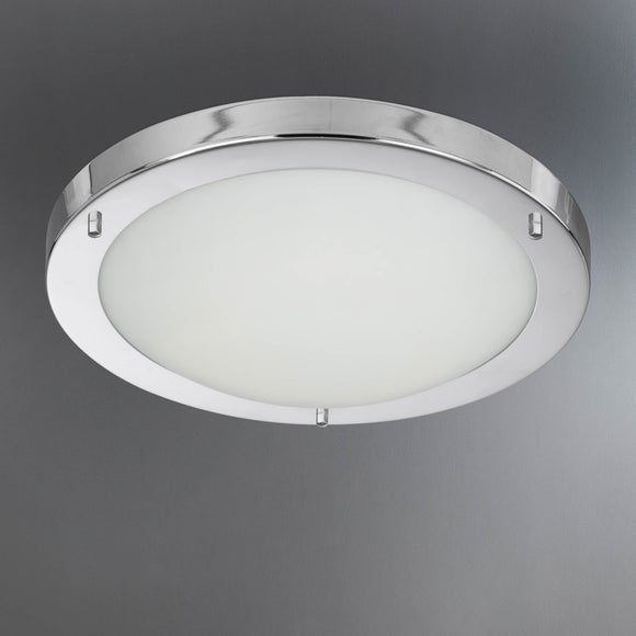 Bathroom Lights & Light Pulls | Dunelm
