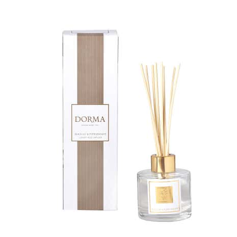 Dorma Black Lily and Pomegranate 100ml Reed Diffuser