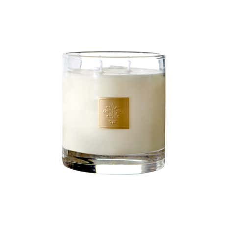 Dorma Large Multi-Wick Black Lily and Pomegranate Candle