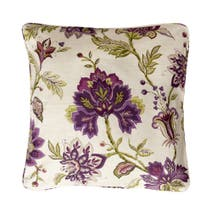 Dorma Plum Bloomsbury Square Cushion Cover