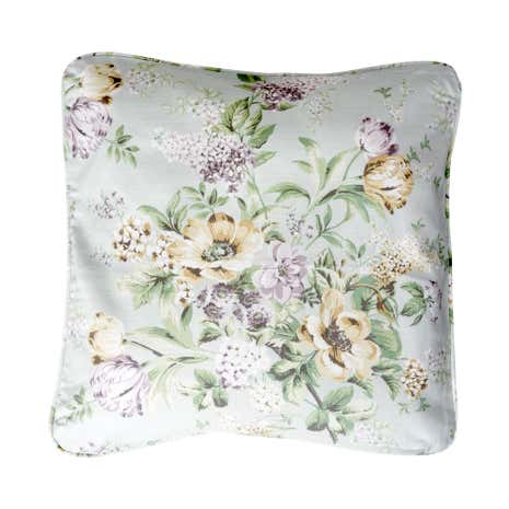 Dorma Brympton Duck-Egg Square Cushion
