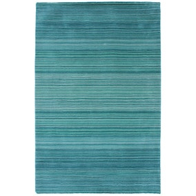 Purity Striped Wool Rug