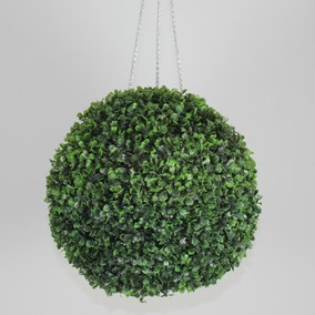 Topiary Ball with Chain