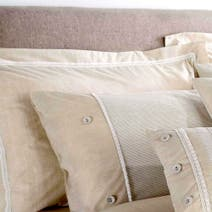 Millie Natural Oxford Pillowcase