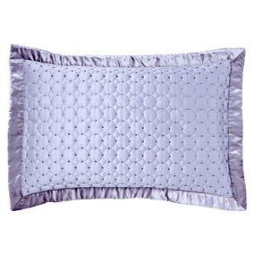Vienna Silver Pillow Sham