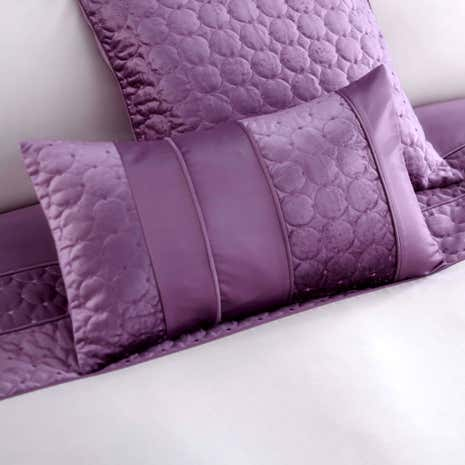 Vienna Heather Boudoir Cushion