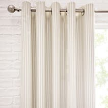 Natural Heritage Label Thermal Eyelet Curtains