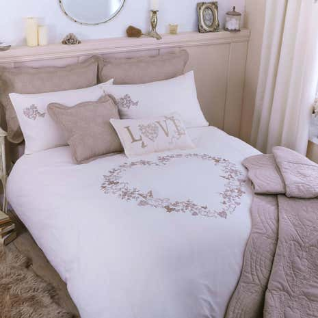 Parisian Cream Duvet Cover