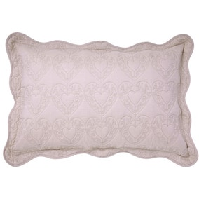 Parisian Cream Pillow Sham
