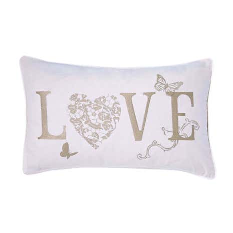 Parisian Cream Boudoir Cushion