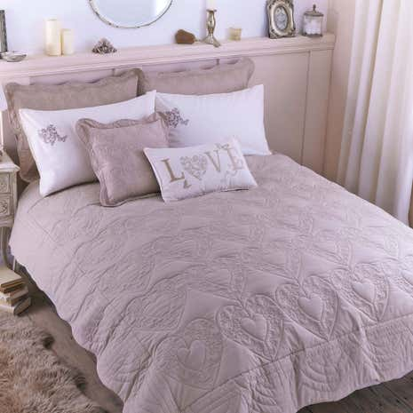 Parisian Cream Bedspread