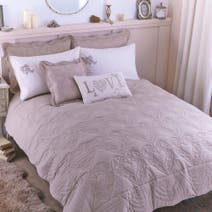 Cream Parisian Bedspread