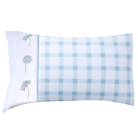 Daisy Duck-Egg Housewife Pillowcase