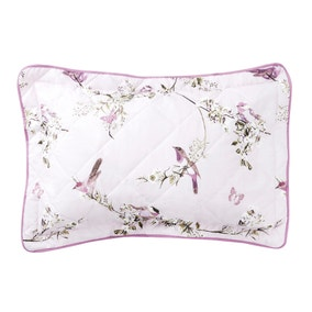 Beautiful Birds Heather Pillow Sham