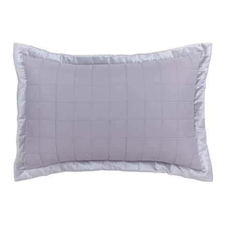 Claudia Grey Pillow Sham
