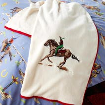 Kids Cowboys and Indians Fleece