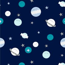 Space Mission Fabric