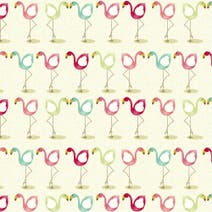 Flamingo Fabric