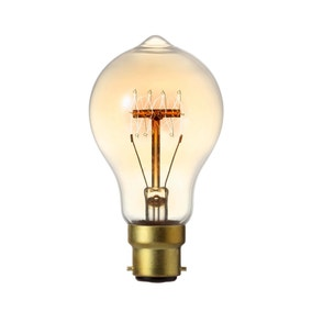 Retro 40W Bayonet Cap GLS Decorative Bulb