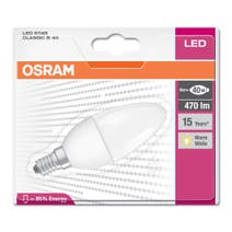 Osram Led Star 6W E14 Frosted Candle Bulb