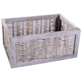 Purity Grey Crate