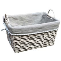 Purity Grey Basket