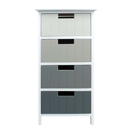 Purity 4 Drawer Tower