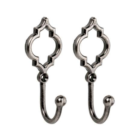 Geo Pack of 2 Hooks